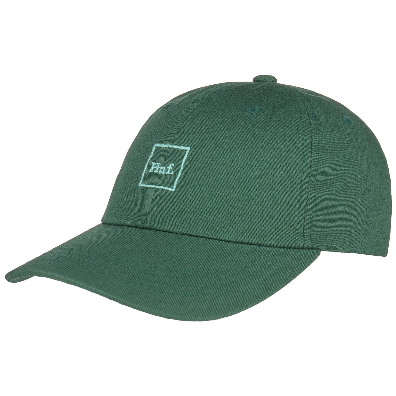 Gorra Domestic Box Logo Strapback by HUF  gorra de baseball