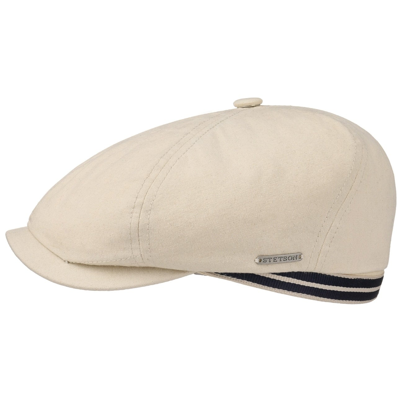 Gorra 6-Panel Canvas by Stetson