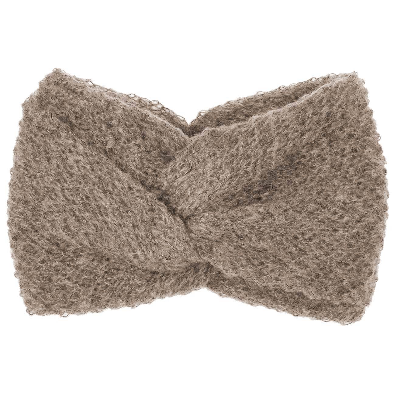 Cinta para la Cabeza Mohair Wool Blend