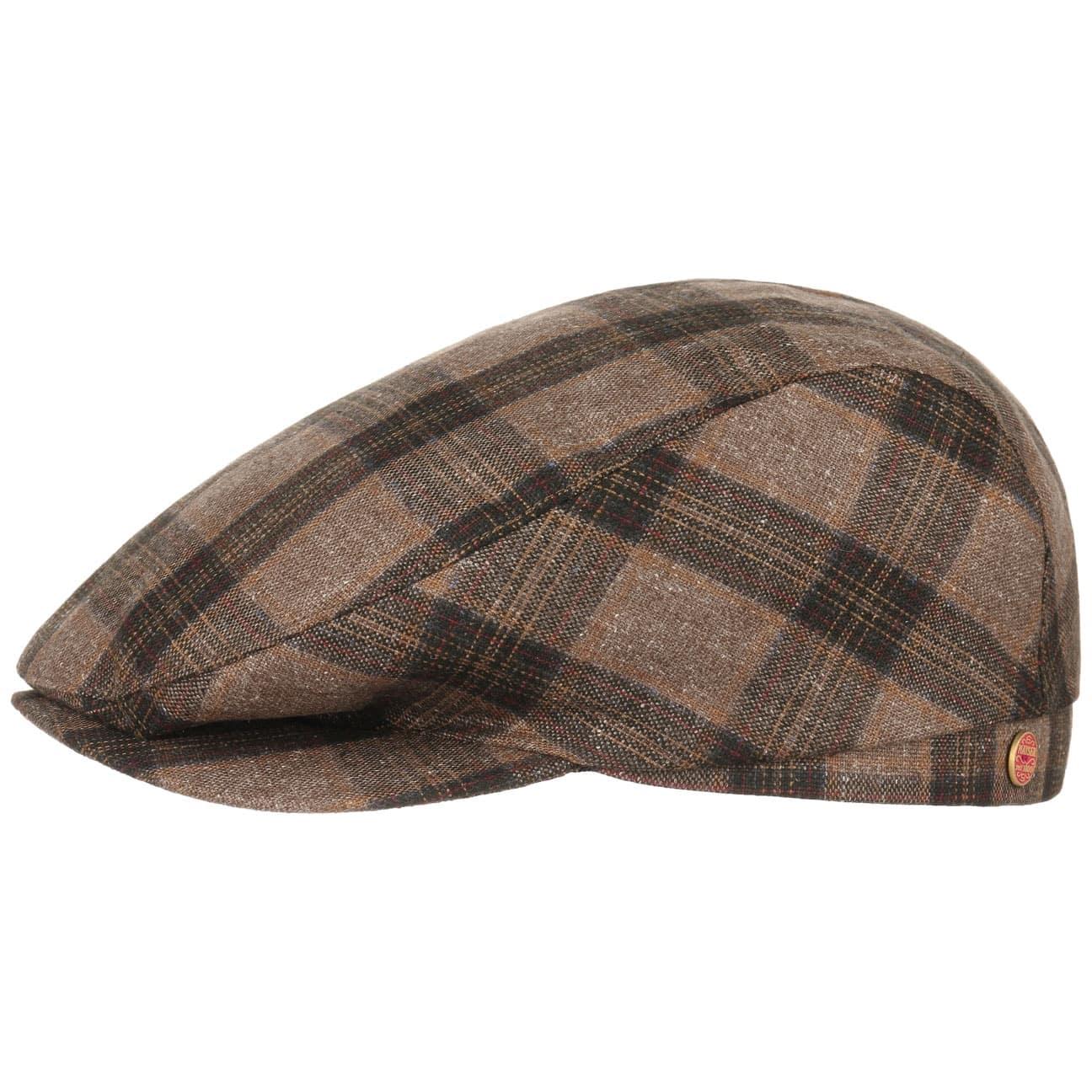 Gorra de Seda Franky Exclusive by Mayser  flat hat