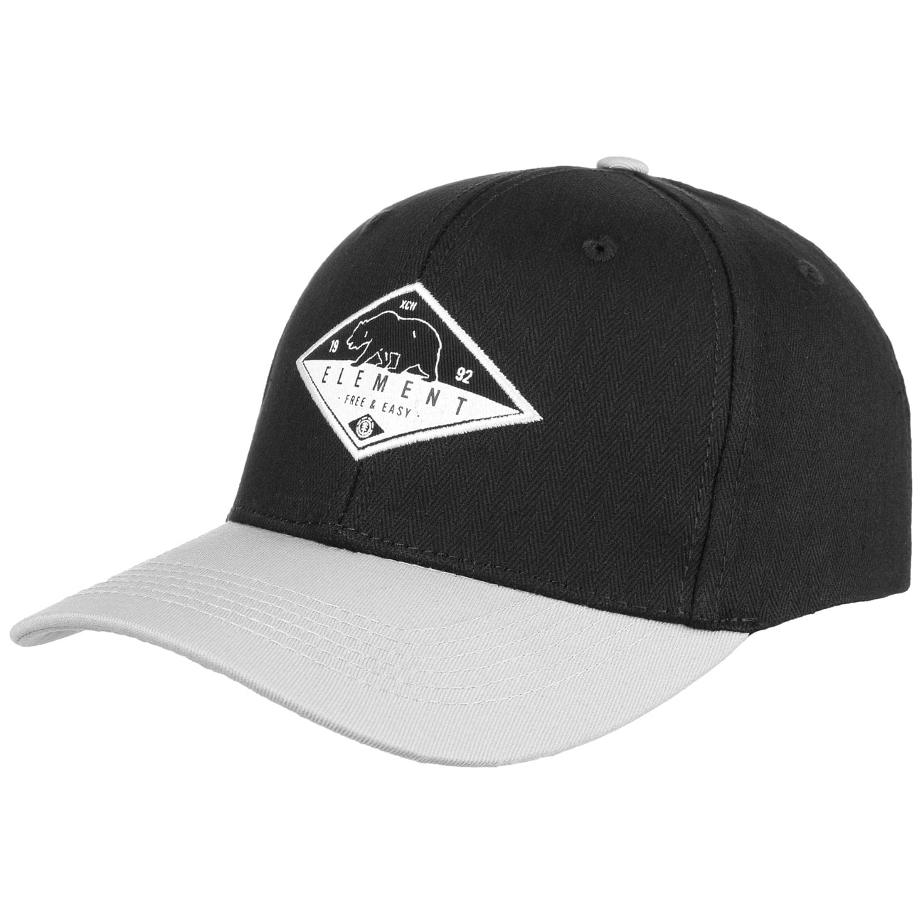 Gorra Camp Snapback by element  gorra de baseball