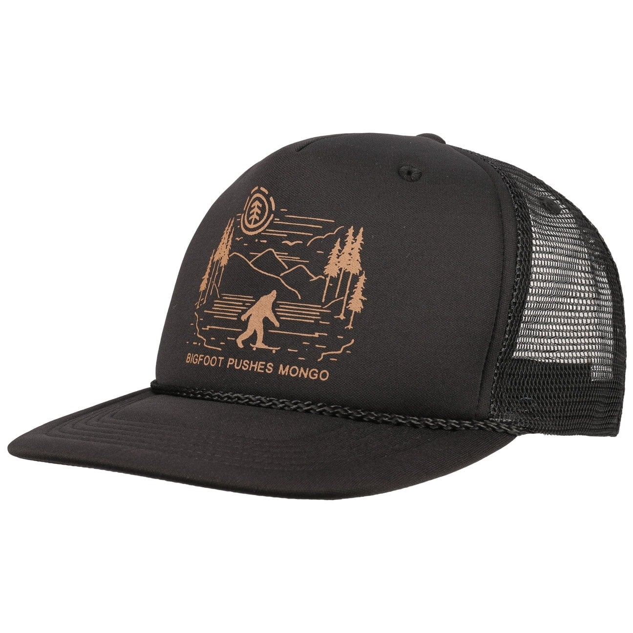 Gorra Emblem Trucker by element  gorra de b?isbol
