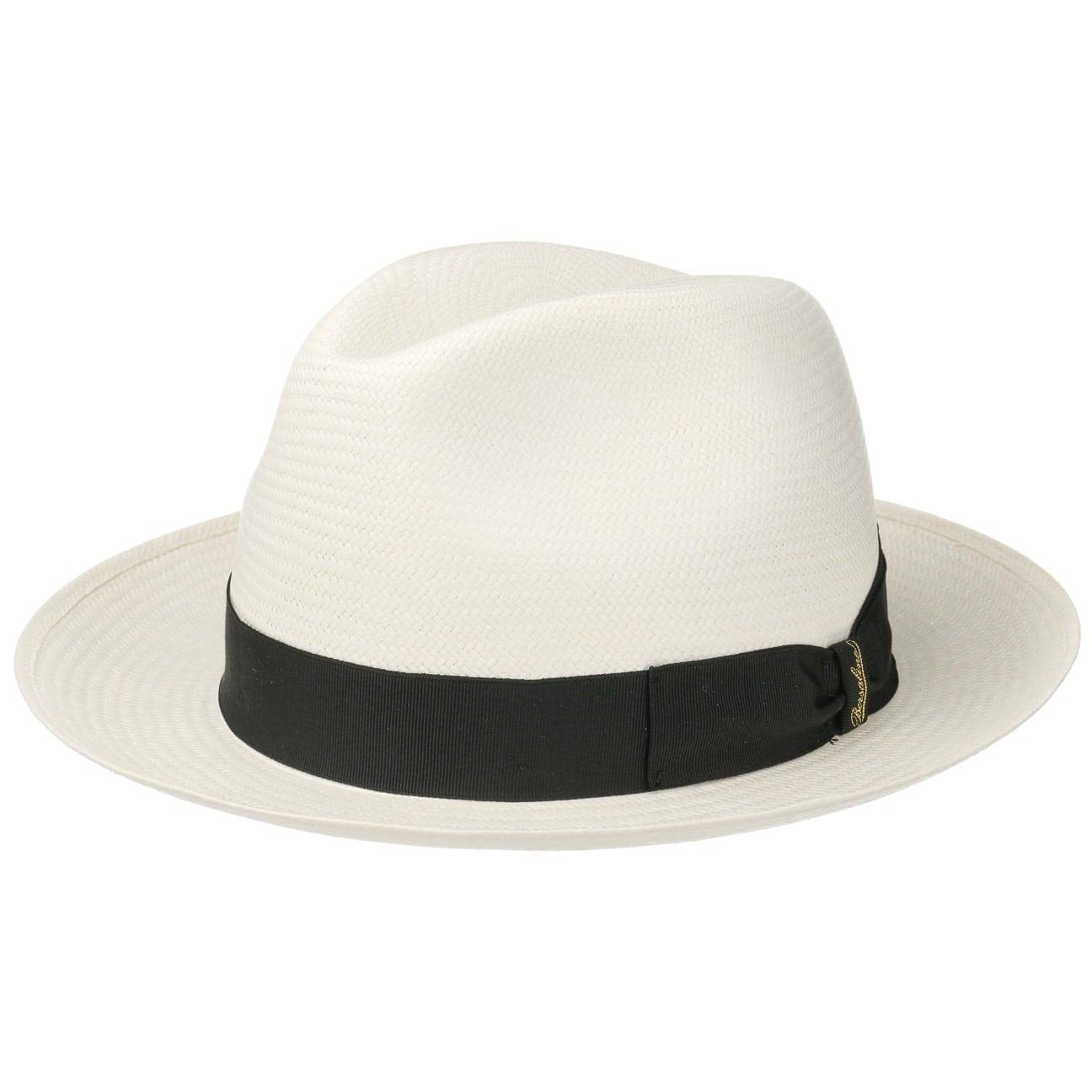 Sombrero Panam? Black Small by Borsalino  fedora