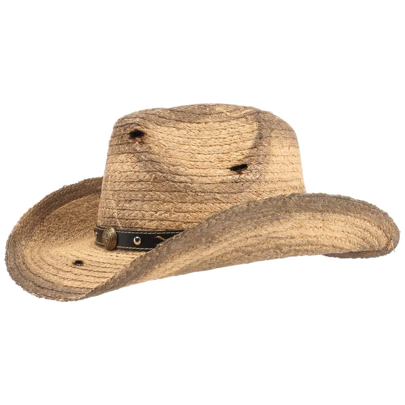 Sombrero Paja Gunsmoke Western by Conner  sombrero de verano