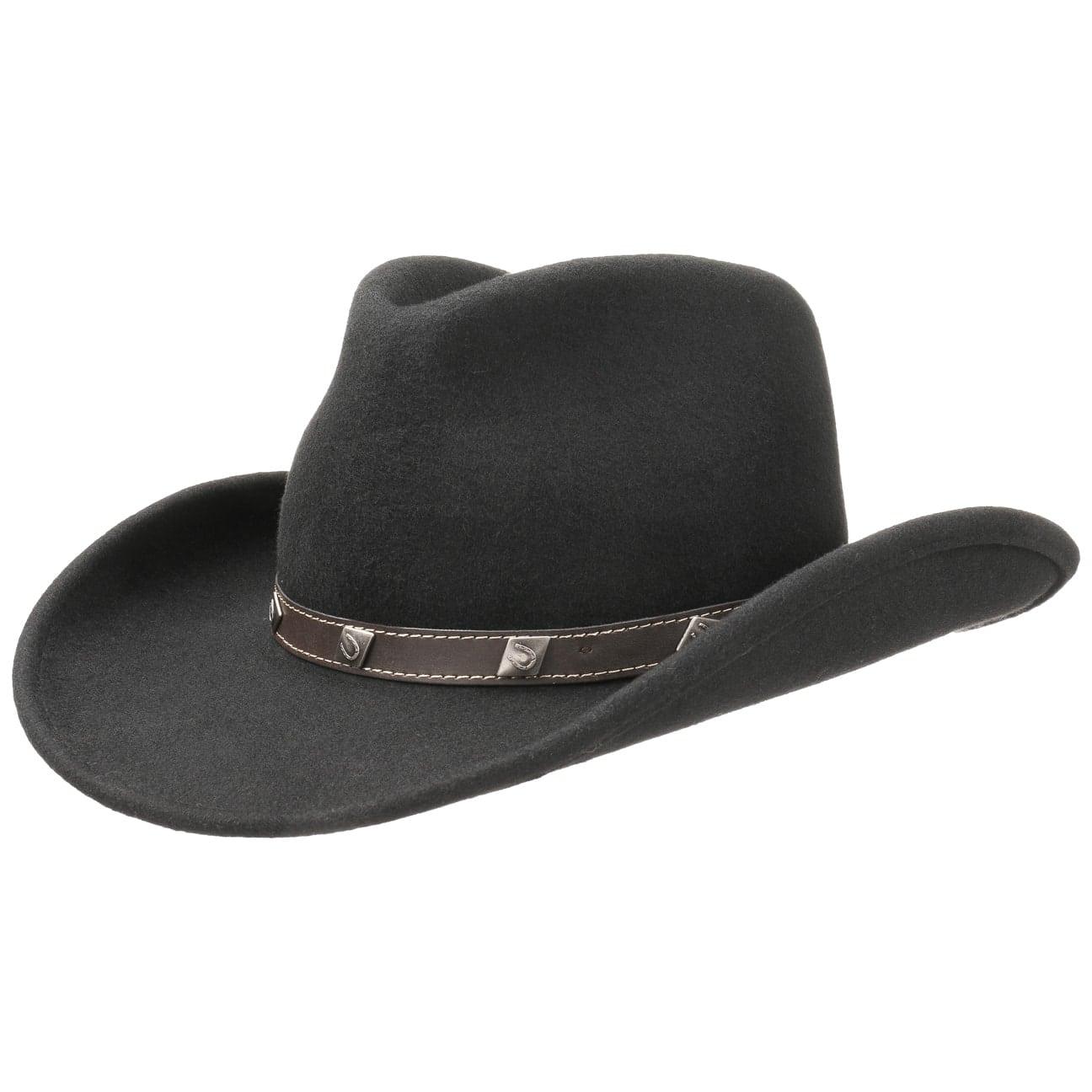 Sombrero Western Corralo by Conner  sombrero de fieltro de lana