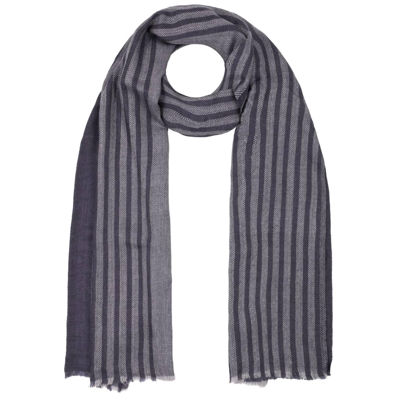 Bufanda Herringbone Stripes by Passigatti  bufanda de invierno