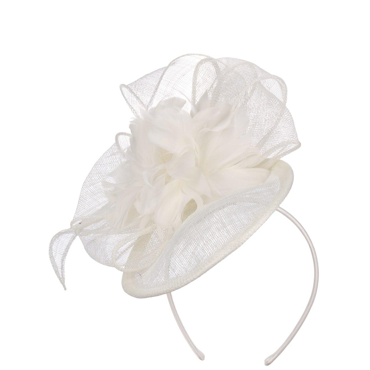 Tocado Pimp Up by Maja Prinzessin von Hohenzollern  sombrero de boda