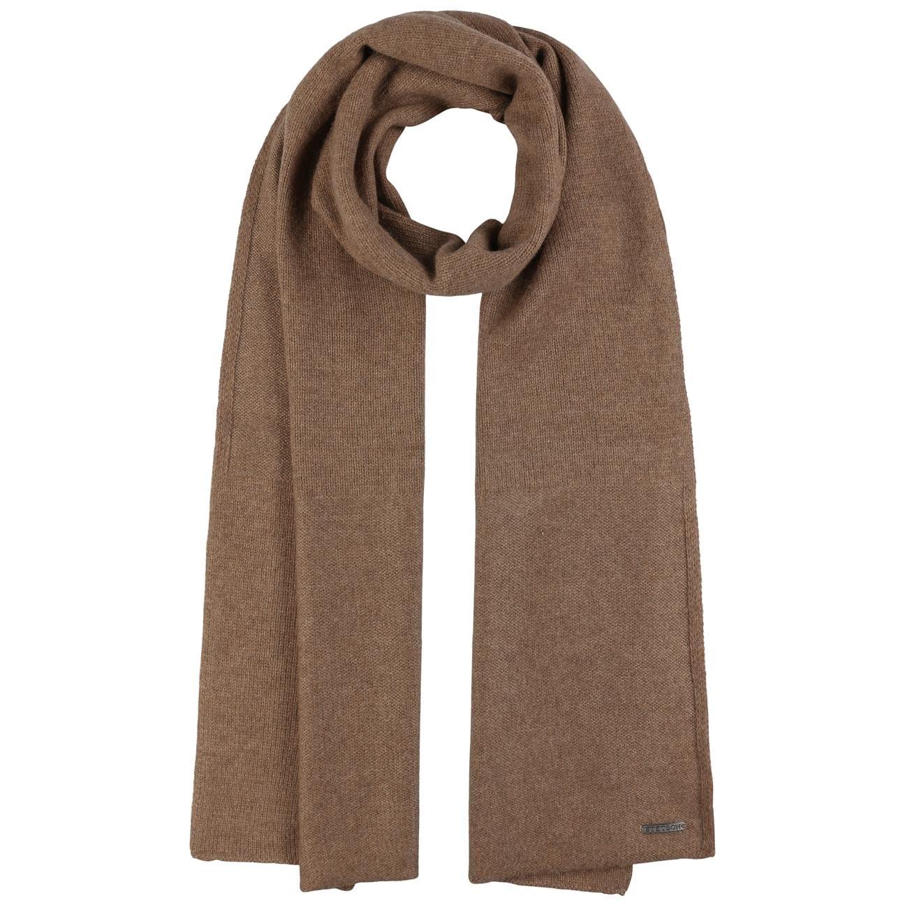 Bufanda de Punto Cashmere Wool by Stetson