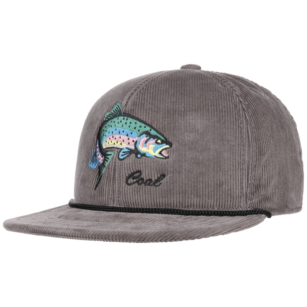 Gorra de Pana The Wilderness by Coal  gorra de algod?n