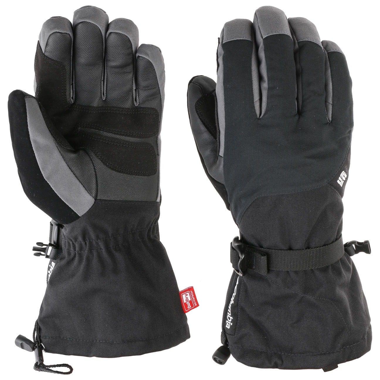 Guantes de Hombre Range OutDry by Columbia  guantes con dedos
