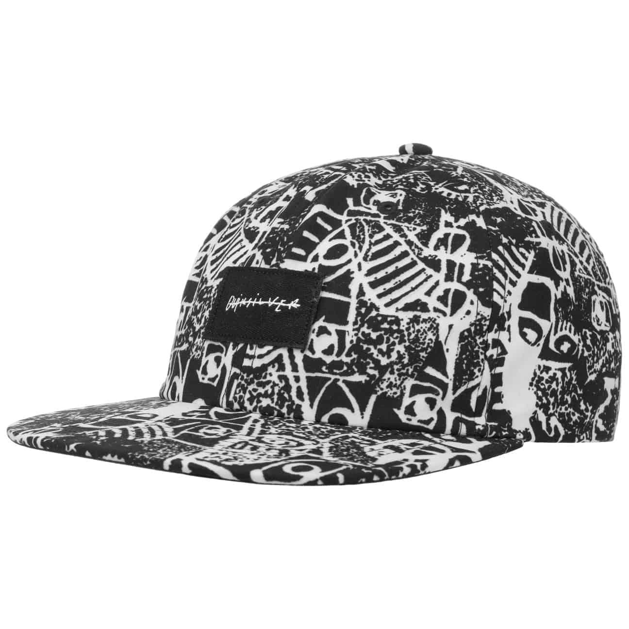 Gorra Nighty Snapback by Quiksilver  gorra de baseball