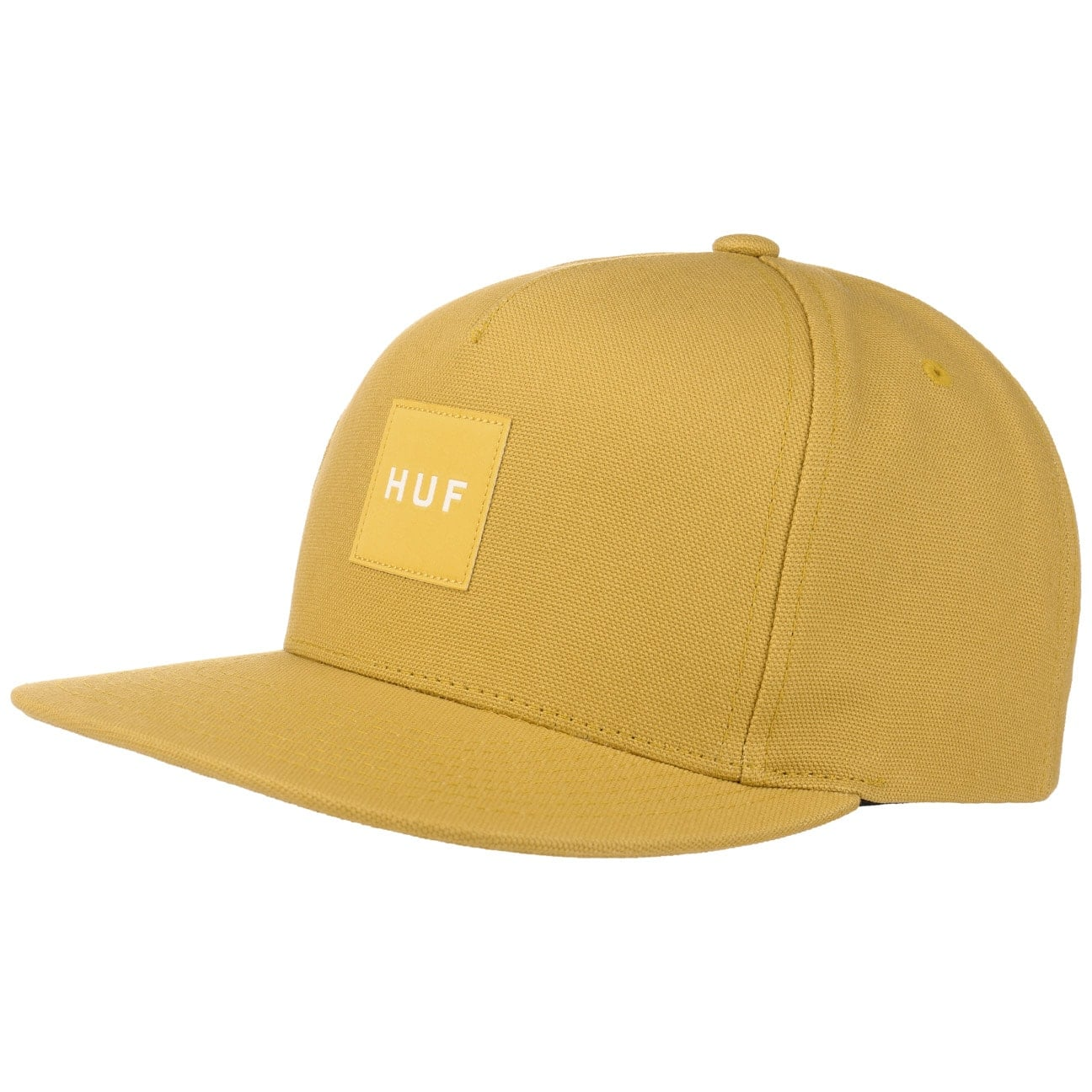 Gorra Box Logo Canvas Snapback by HUF  gorra de baseball