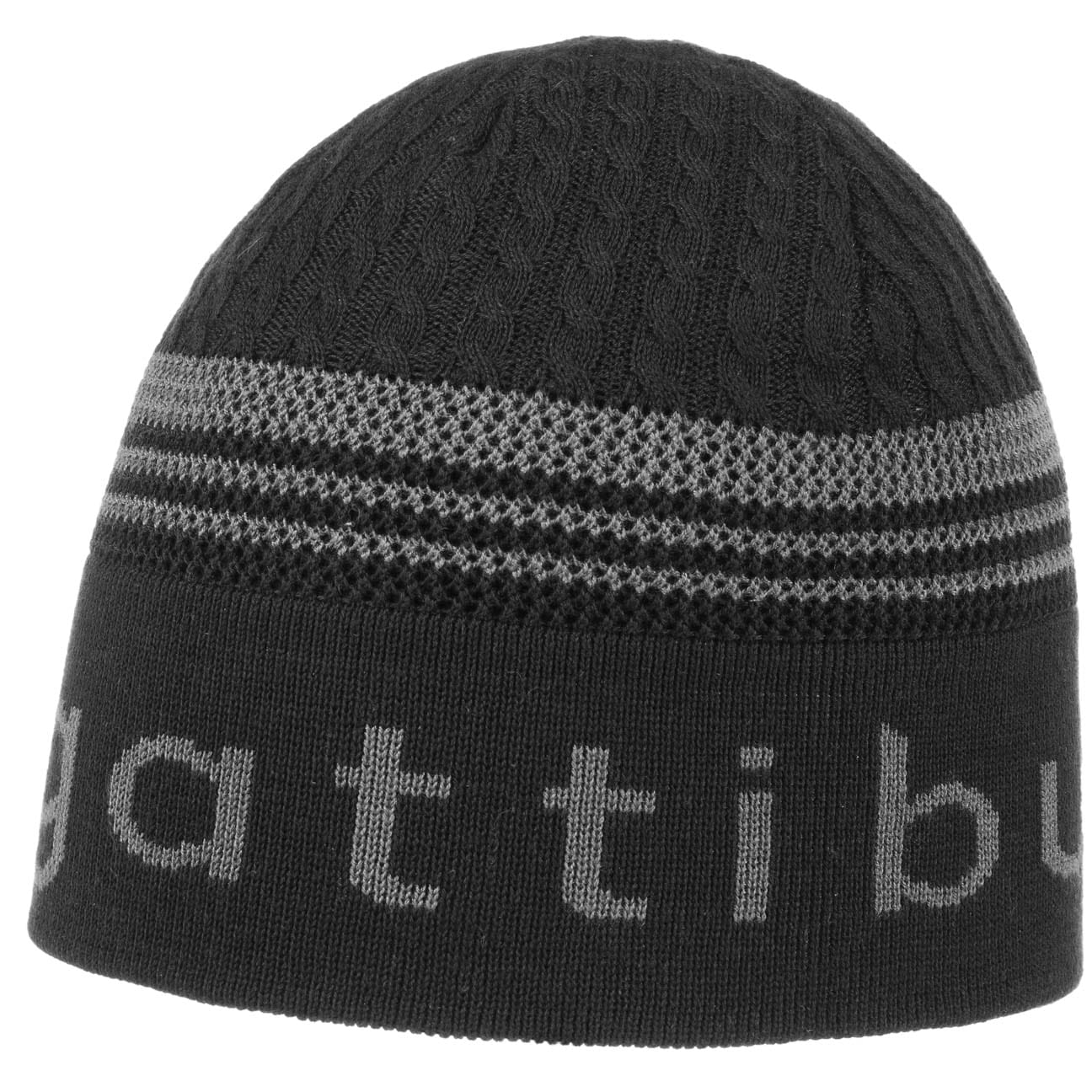 Gorro de Punto Basic Stripes by bugatti  gorro de invierno