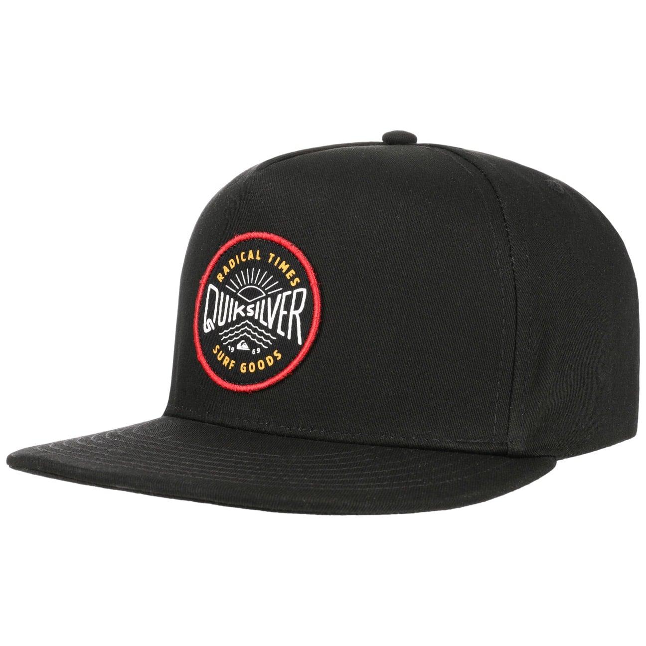 Gorra Mouthy Snapback by Quiksilver  gorra de baseball