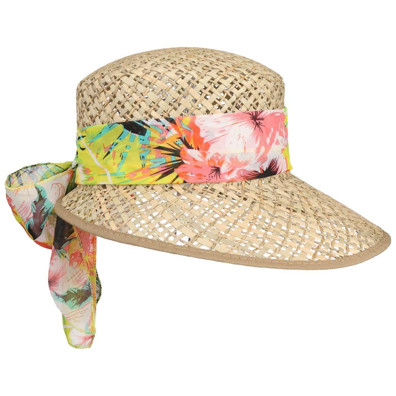 Sombrero de Paja Carina by Lipodo  gorra de sol