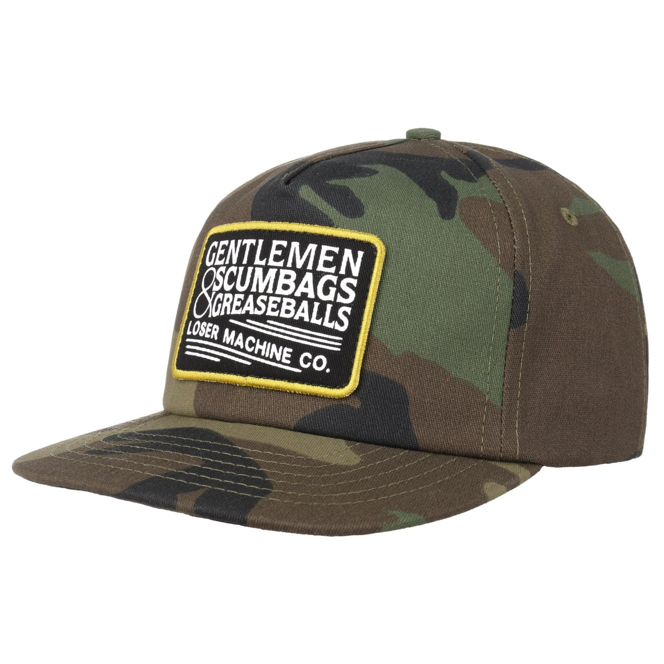 Gorra Gentleman Snapback by Loser Machine