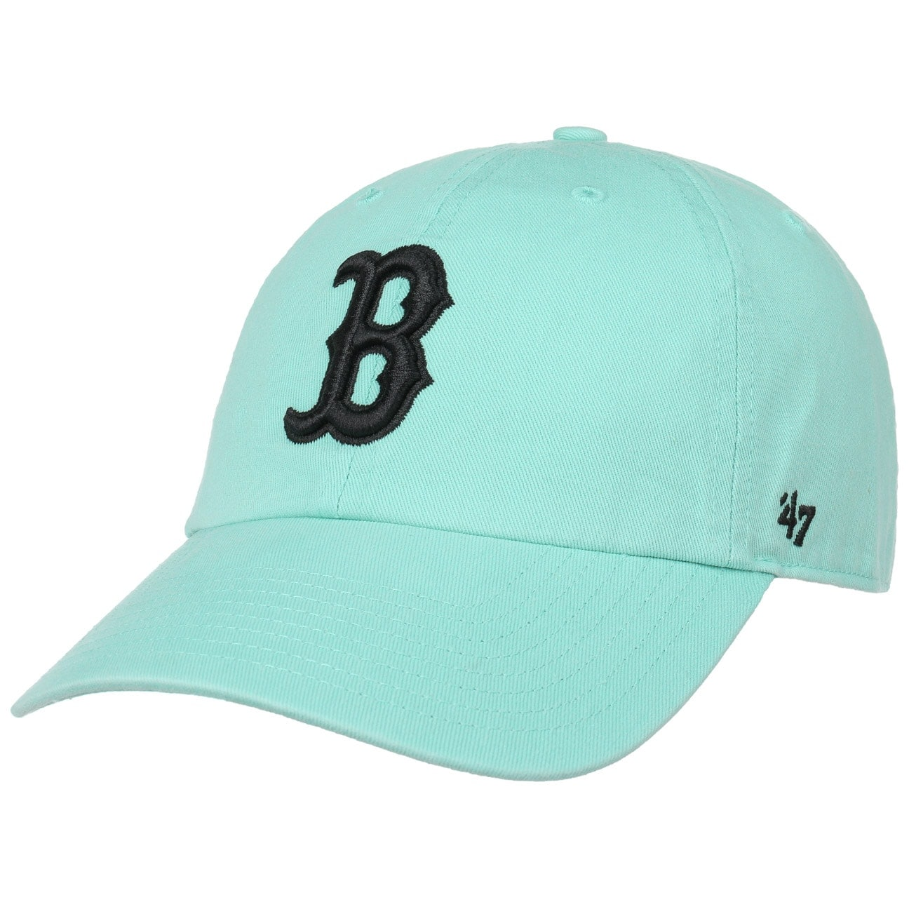 Gorra Clean Up Twotone Red Sox by 47 Brand