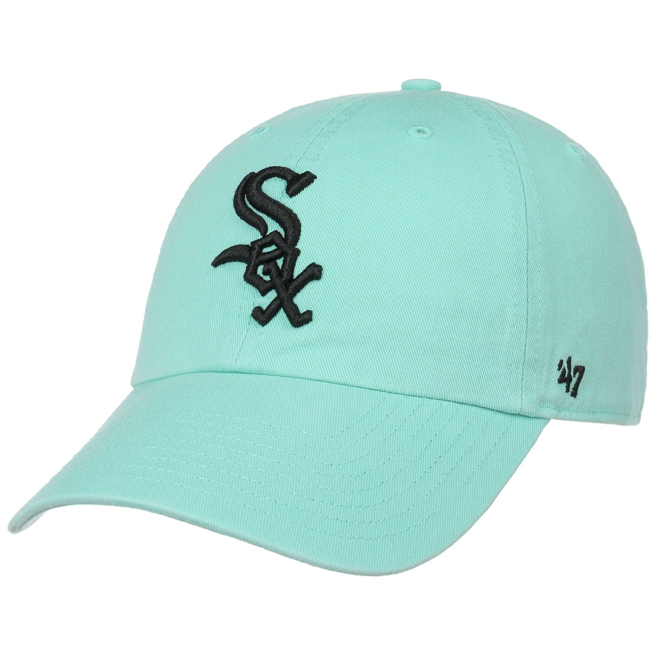 Gorra Clean Up Twotone White Sox by 47 Brand