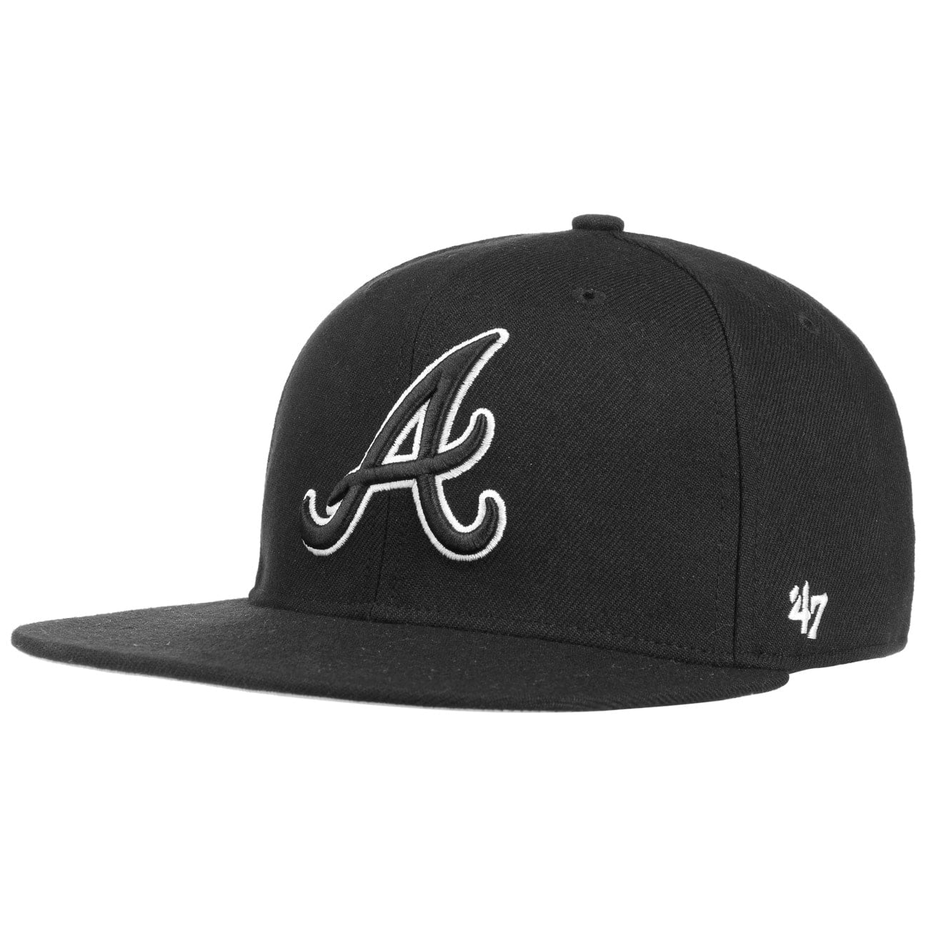 Gorra Captain Sureshot Braves by 47 Brand  gorra de baseball