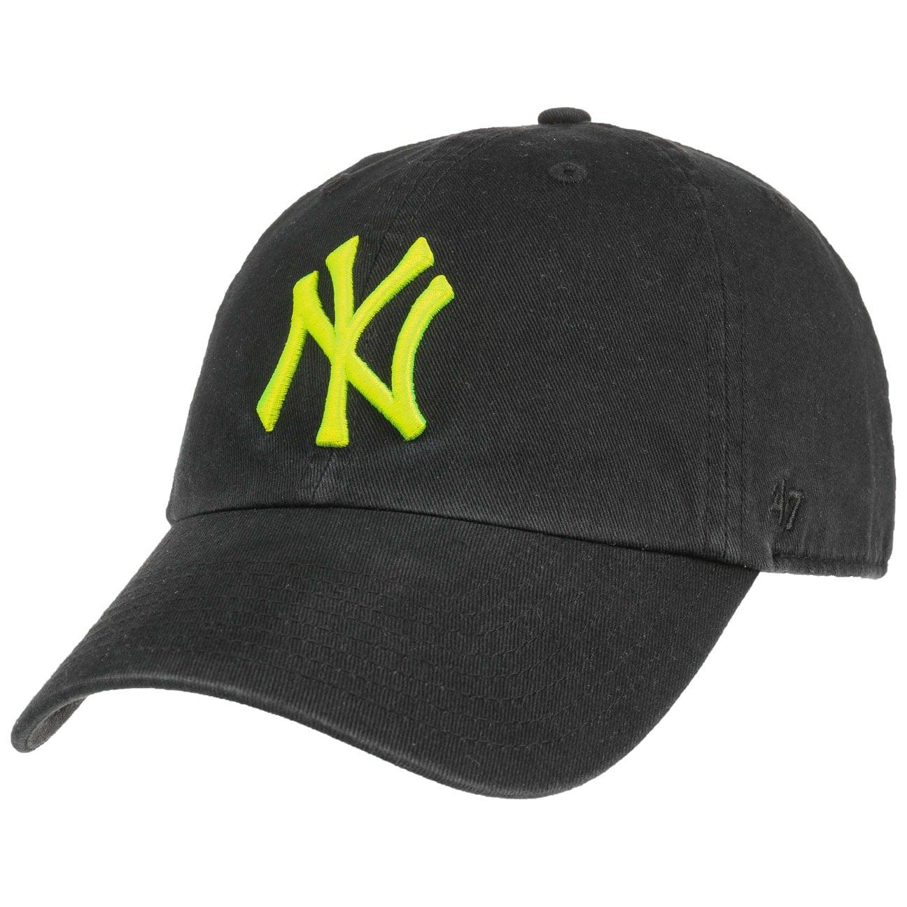 Gorra Clean Up Yankees Ne?n by 47 Brand
