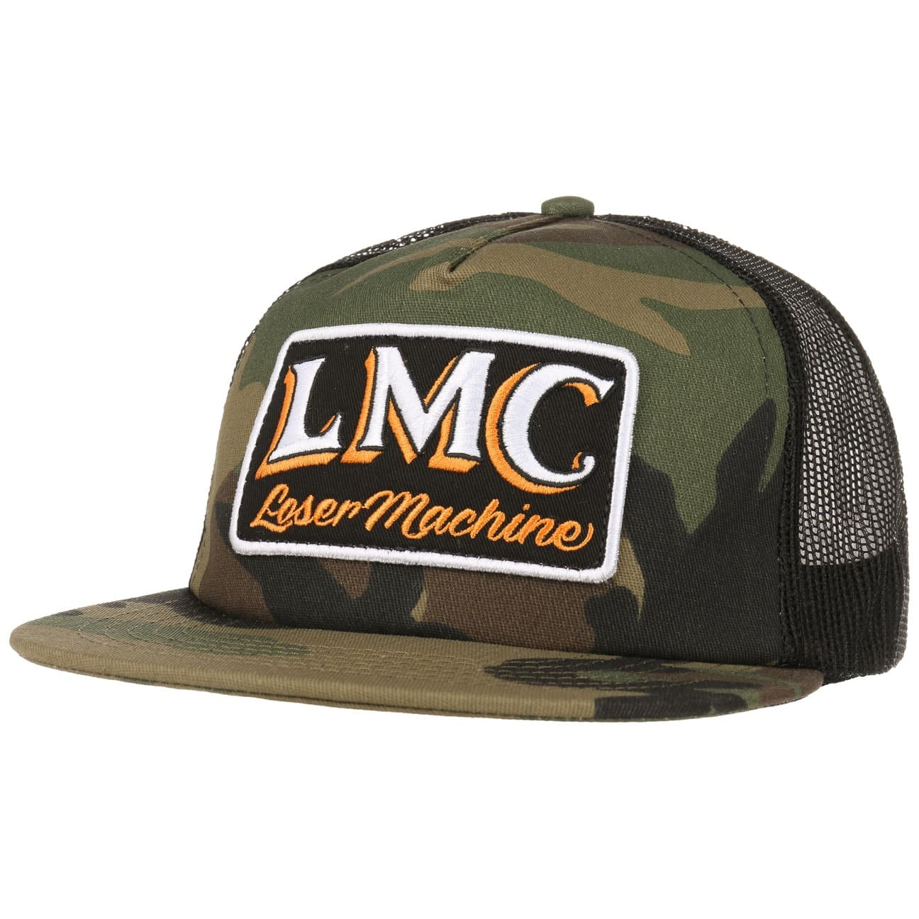 Gorra Camo Trucker by Loser Machine