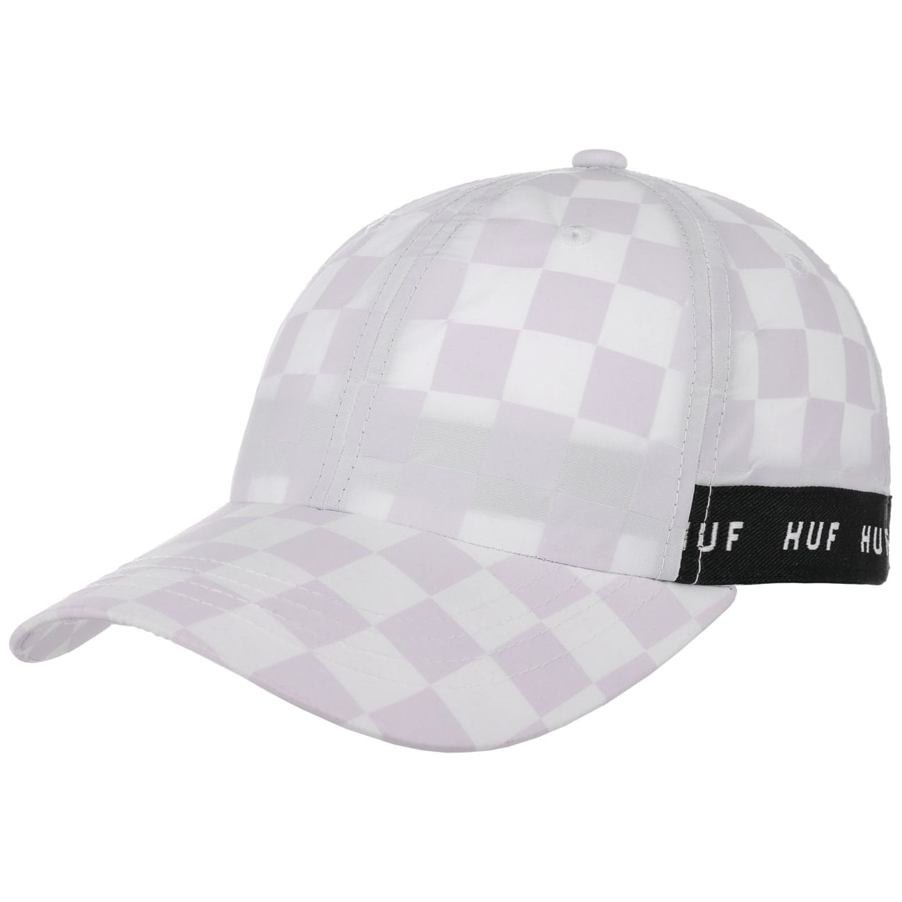 Gorra Blackout Curved Strapback by HUF  gorra de baseball