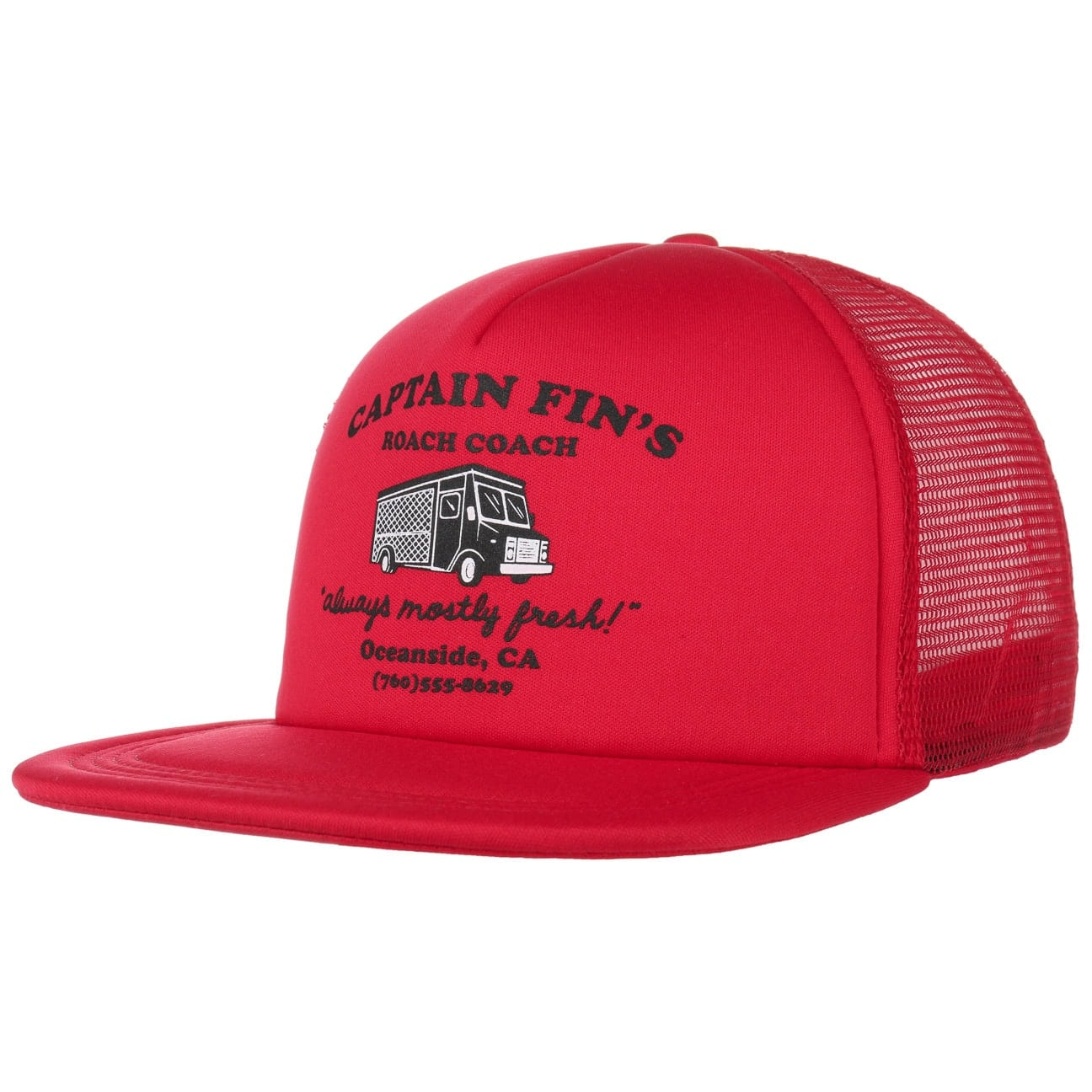 Gorra Oceanside Trucker by Captain Fin  gorra de b?isbol
