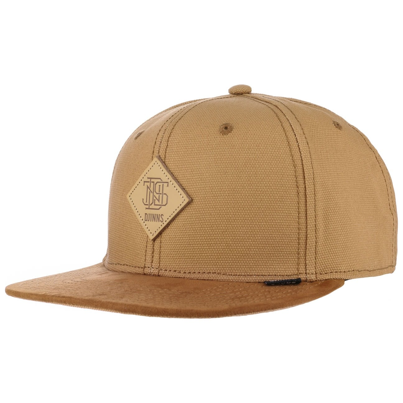 Gorra 6P Light Canvas Snapback by Djinns
