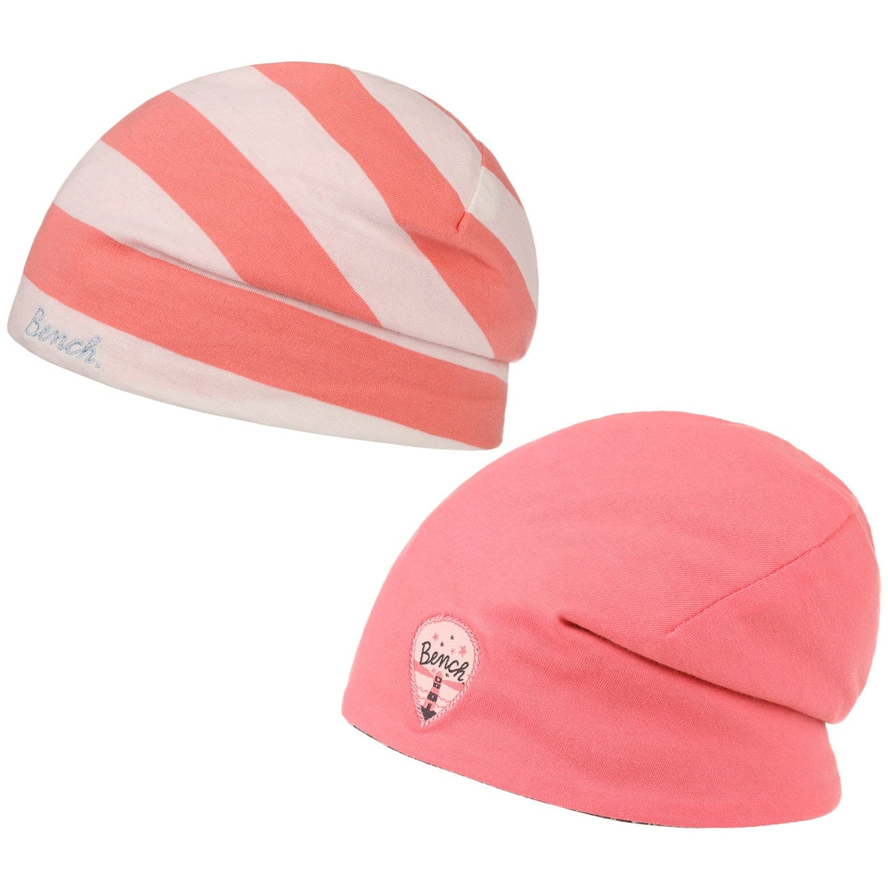 Beanie Reversible Jersey Girls by Bench