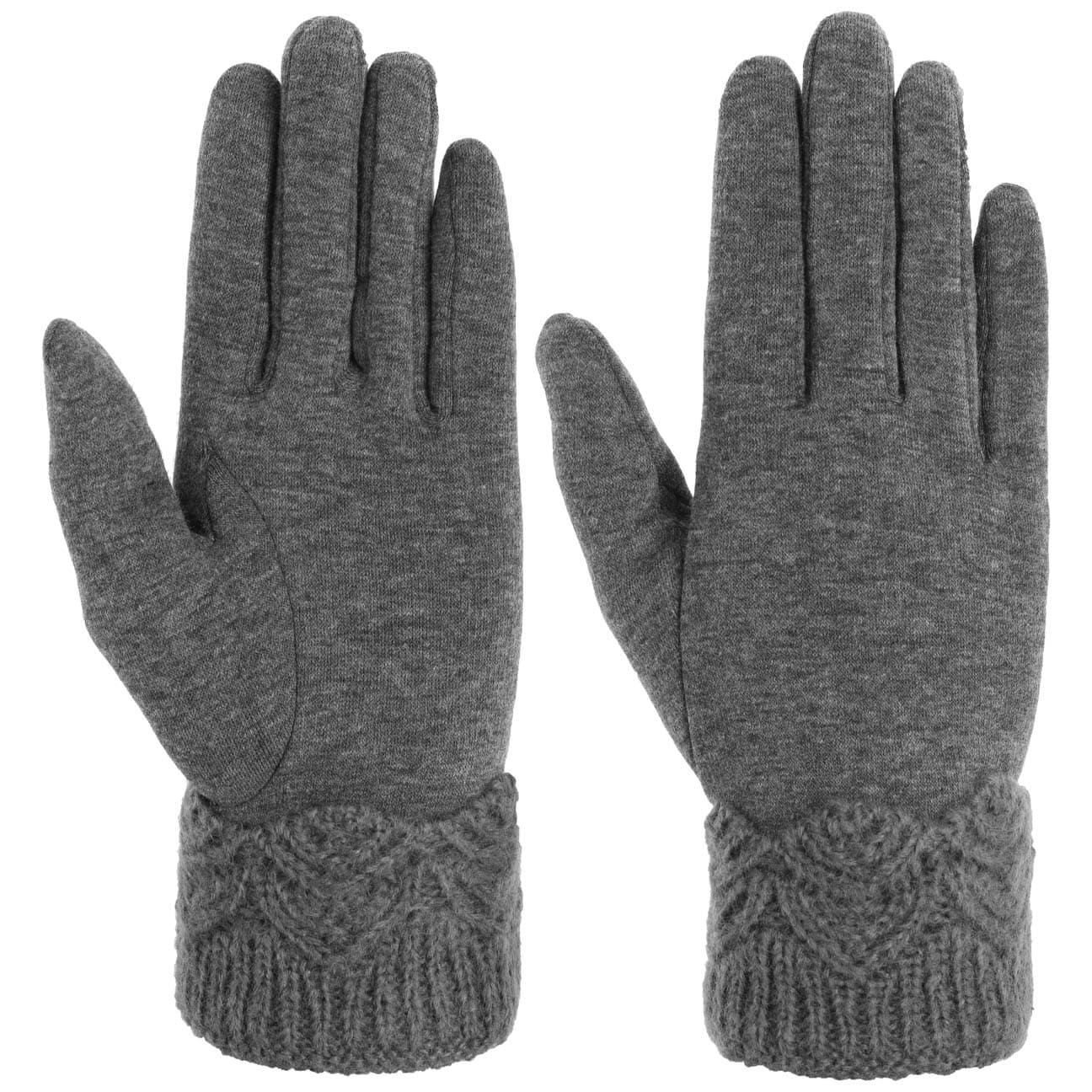 Guantes de Mujer Ribbed Edge by Lipodo  guantes de algod?n