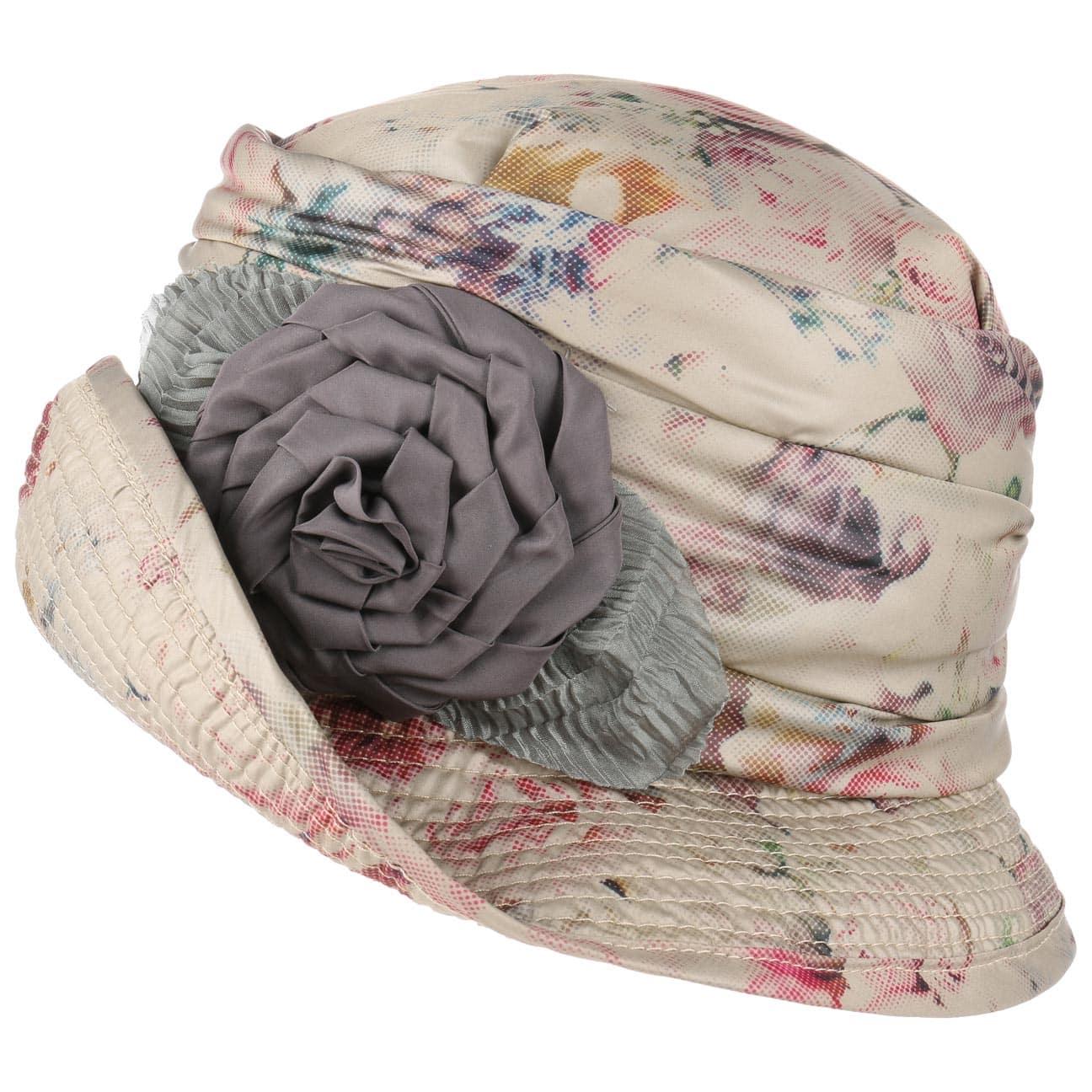 Sombrero de Lluvia con Estampado Floral by GREVI  sombrero outdoor
