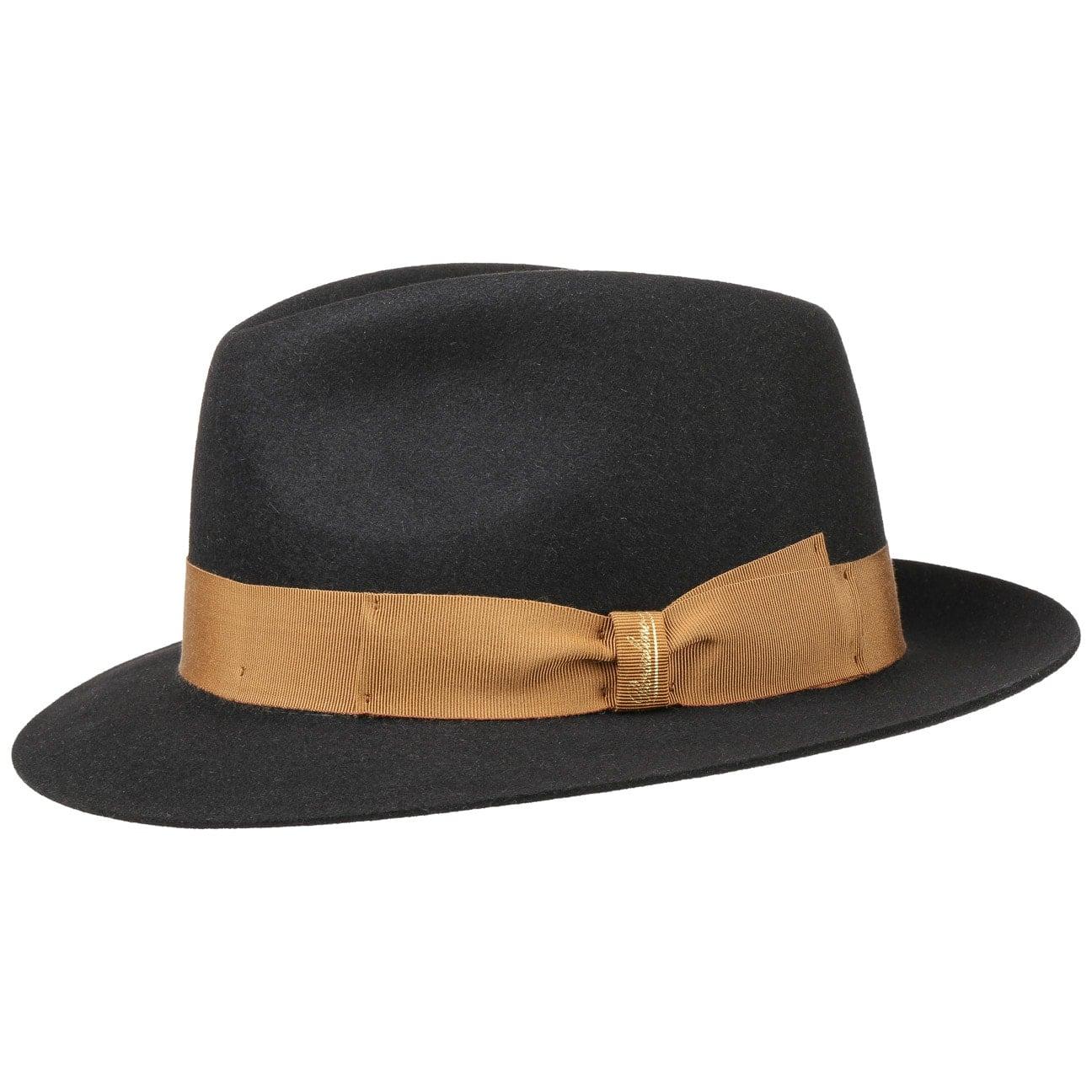 Sombrero Finissimo Twotone Fedora by Borsalino  sombrero de fieltro