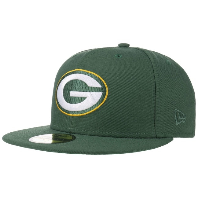 8b3287037eda8 Gorra 59Fifty NFL Classic Packers by New Era - Gorras - sombreroshop.es