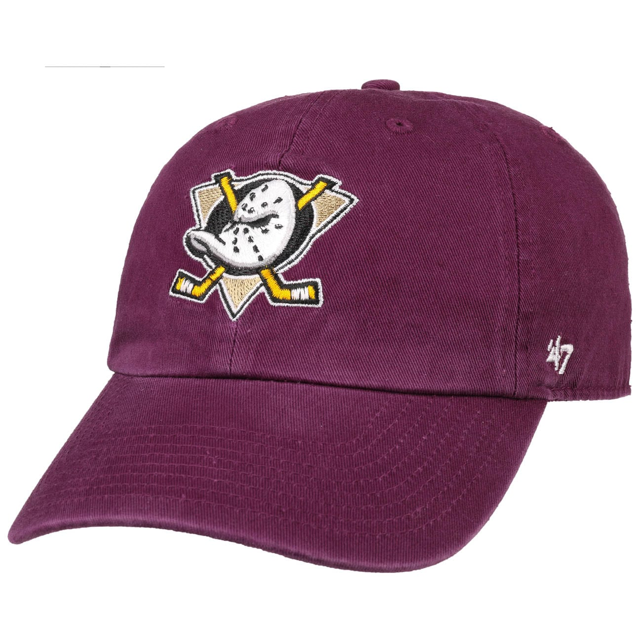 Gorra Clean Up Mighty Ducks by 47 Brand