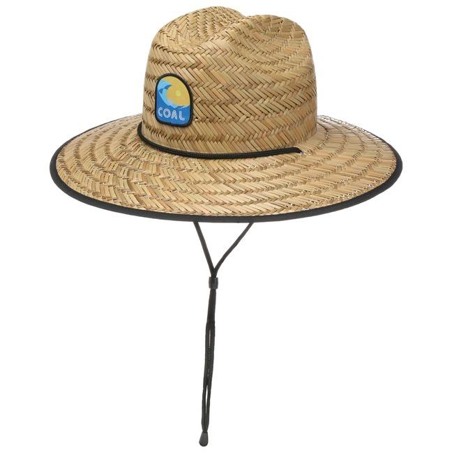 e65b710d999 Sombrero de Paja The Huck Lifeguard by Coal - Sombreros ...