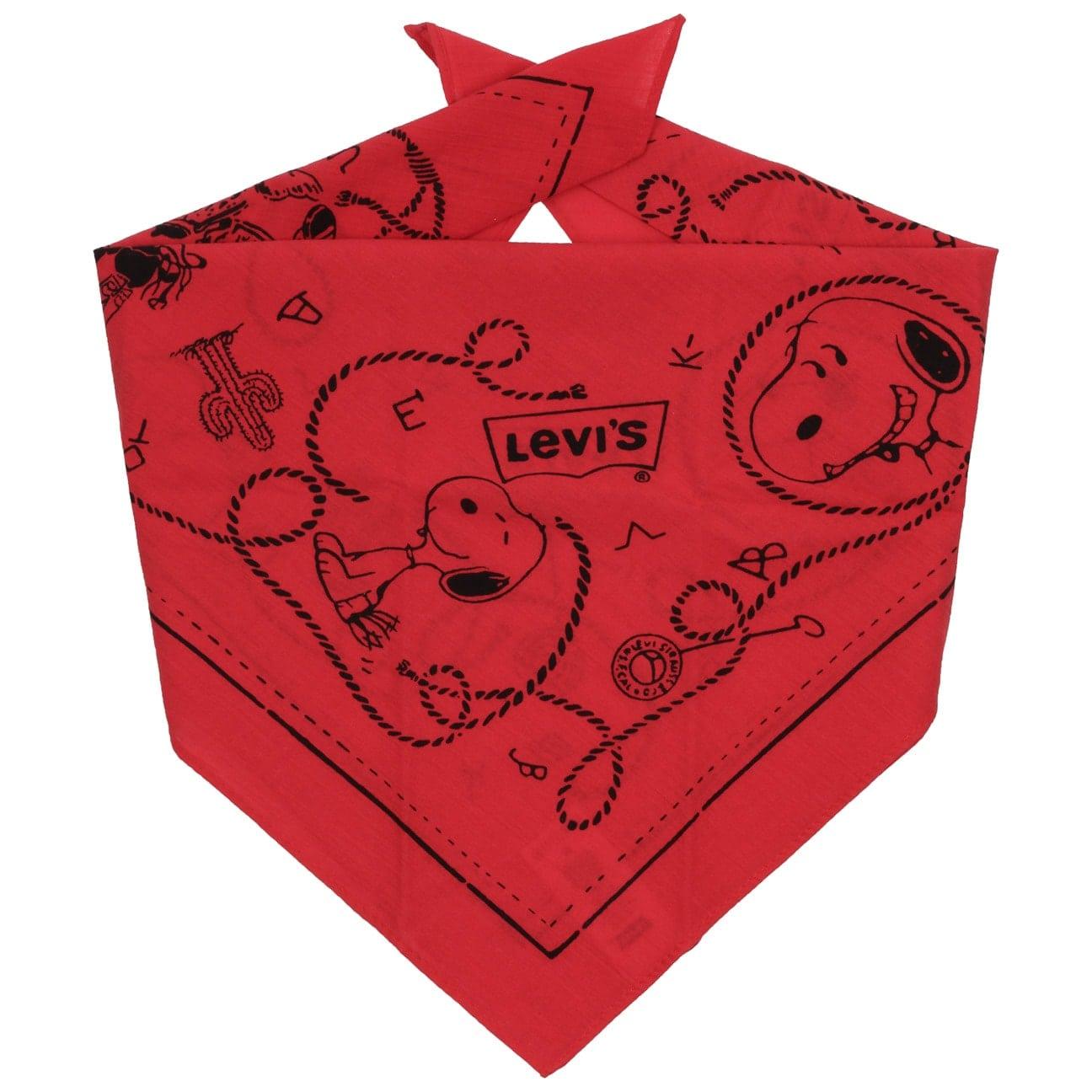 Bandana Snoopy by Levis  pa?uelo de algod?n