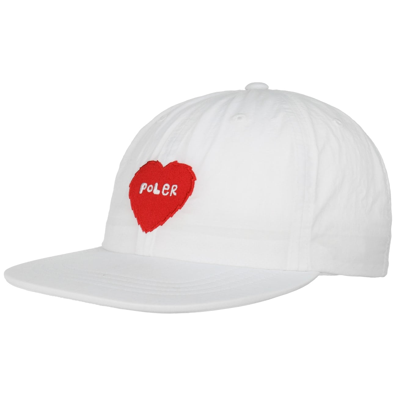 Gorra Furry Heart Soft Visor Nylon by Poler  gorra de baseball