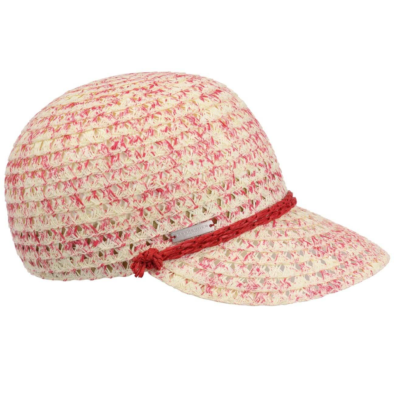 Gorra de Mujer Colourtouch by Seeberger  gorra de sol