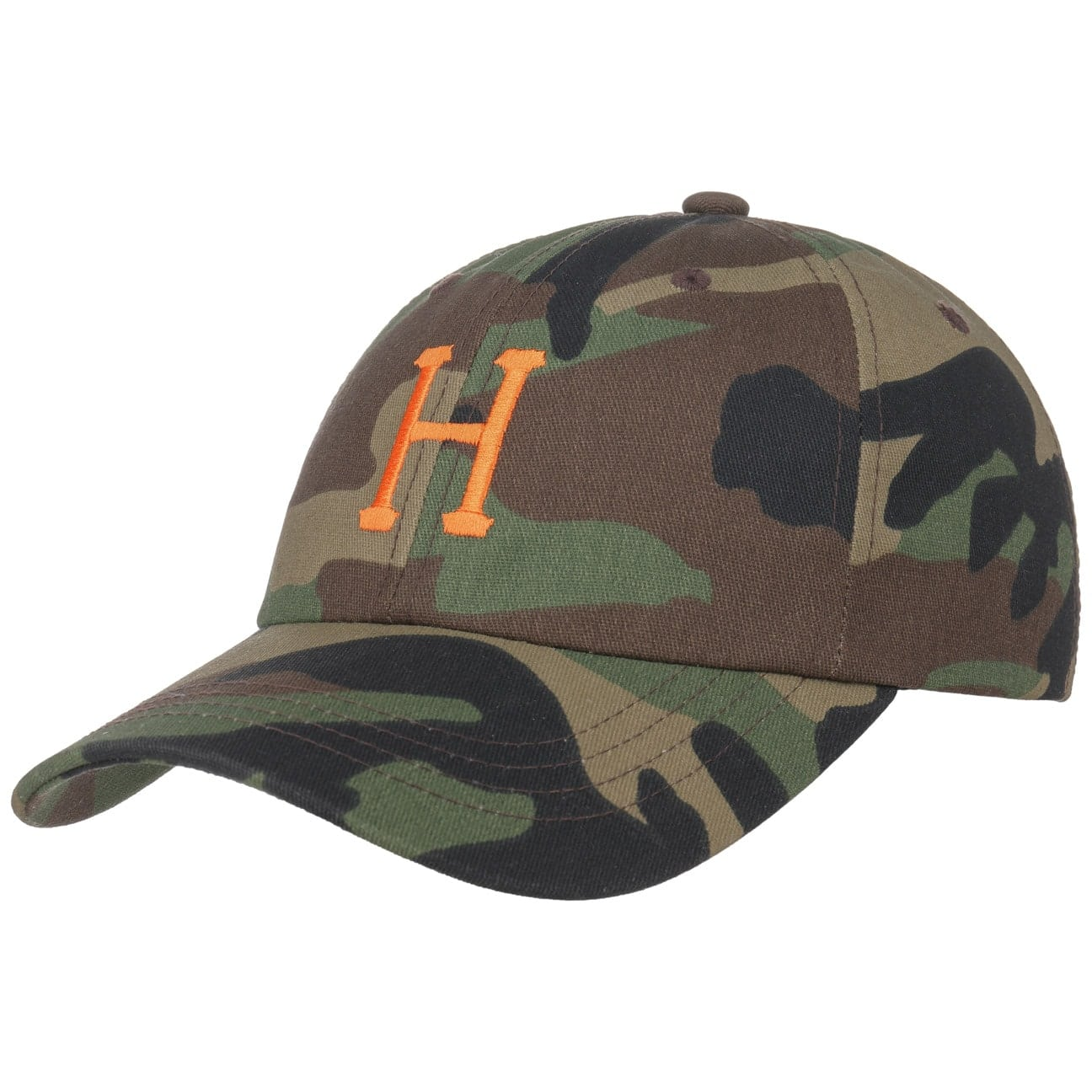 Gorra Camo Curved Strapback by HUF