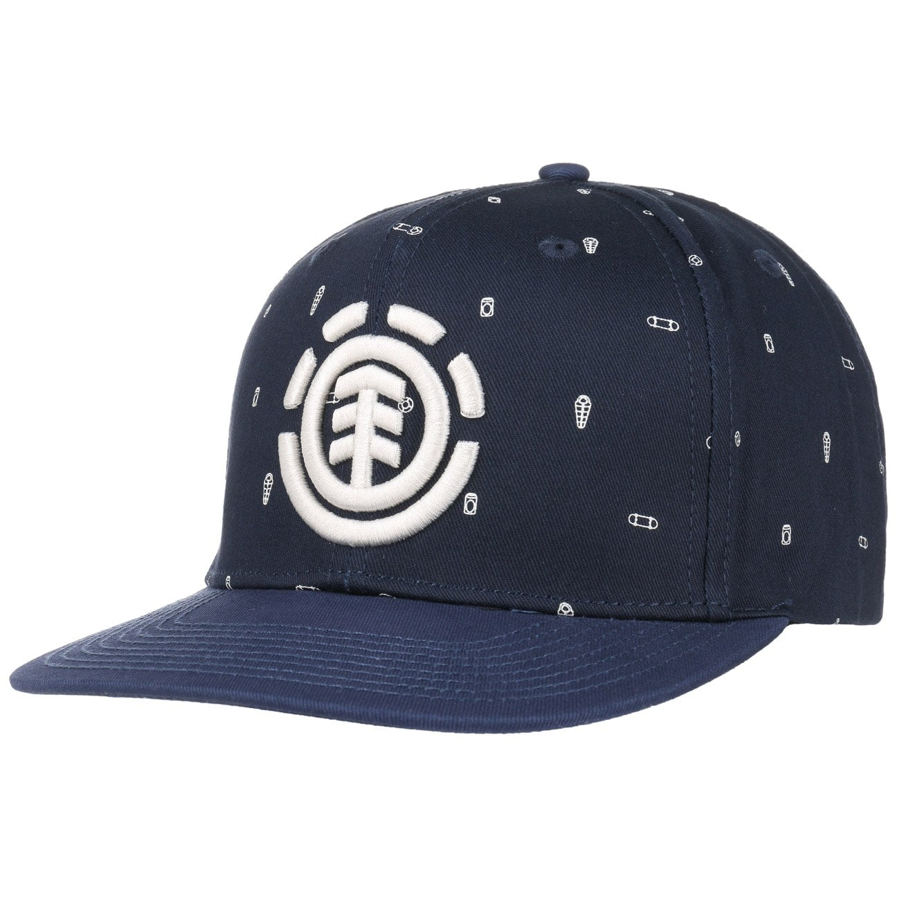 Gorra Knutsen Allover Snapback by element  gorra de baseball