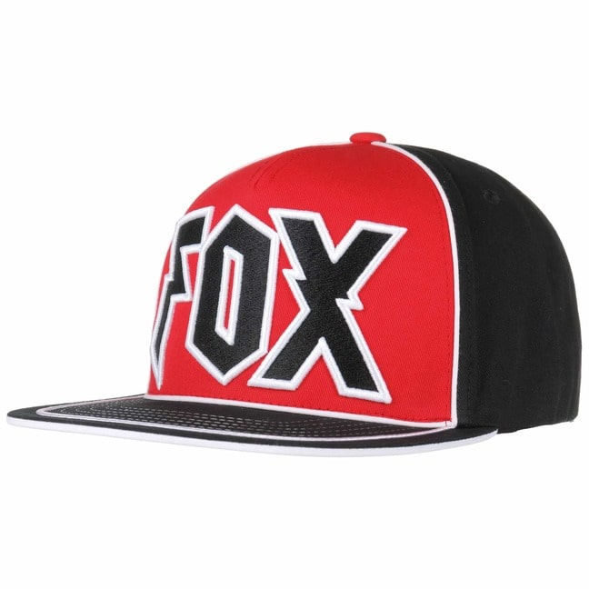 Gorra Big Letters Snapback by FOX - Gorras - sombreroshop.es 050bb5de6b8