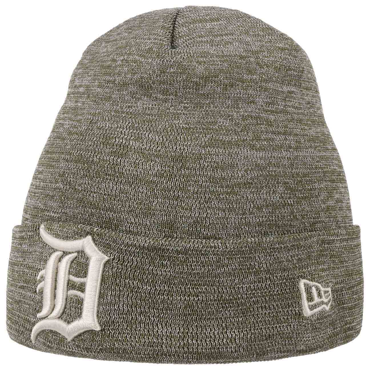 Beanie Eng Fit Cuff Tigers by New Era