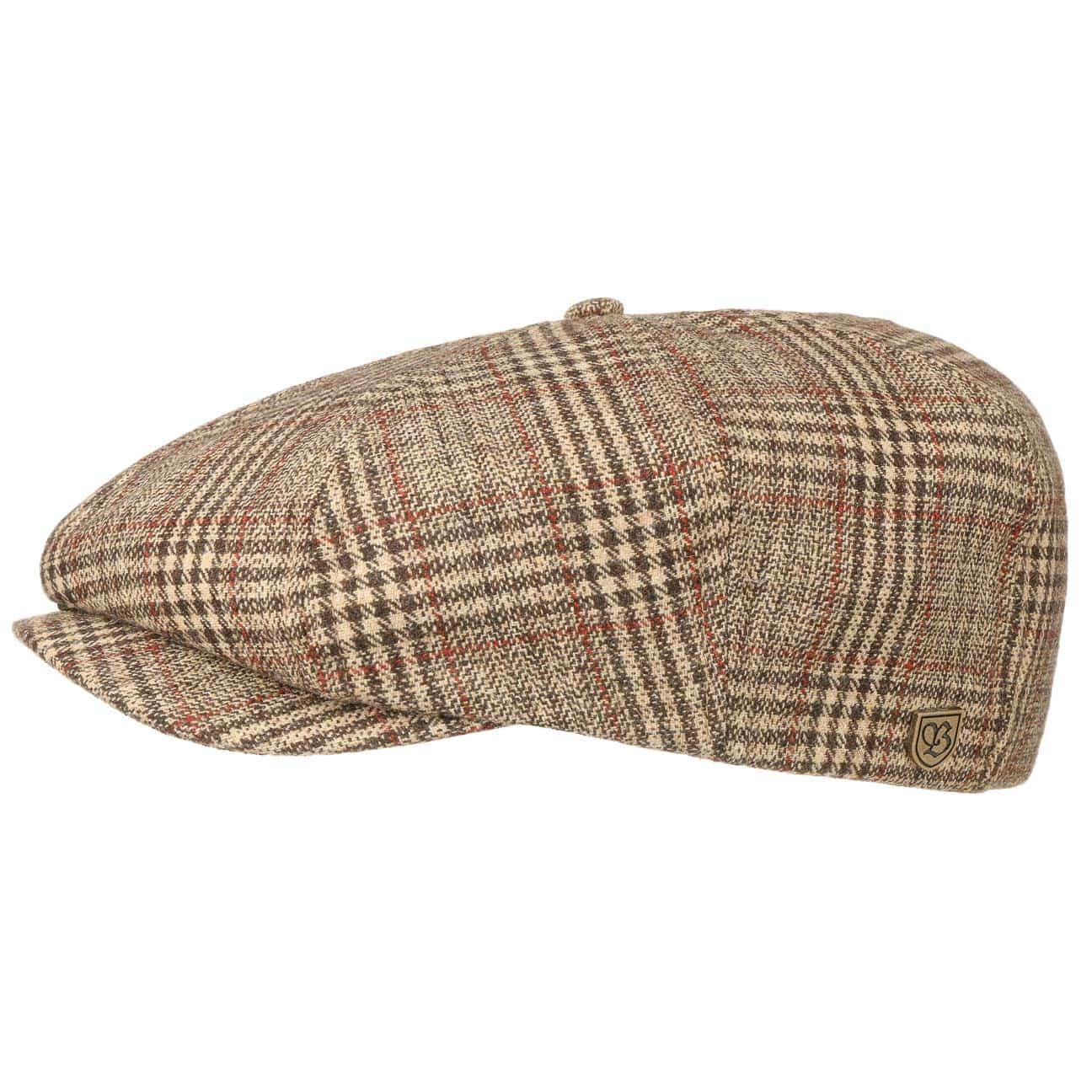 Gorra Brood Plaid by Brixton