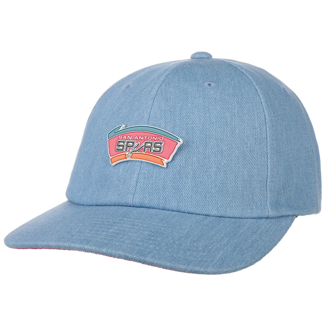 Gorra Denim HWC Spurs by Mitchell & Ness  Curved Brim Cap