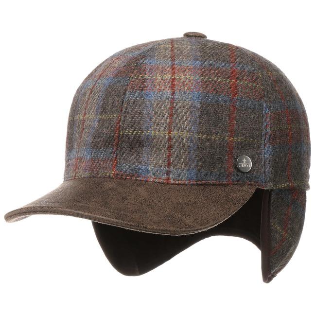 Gorra con Orejeras Shetland Wool by Lierys - Gorras - sombreroshop.es 64321e69cbb