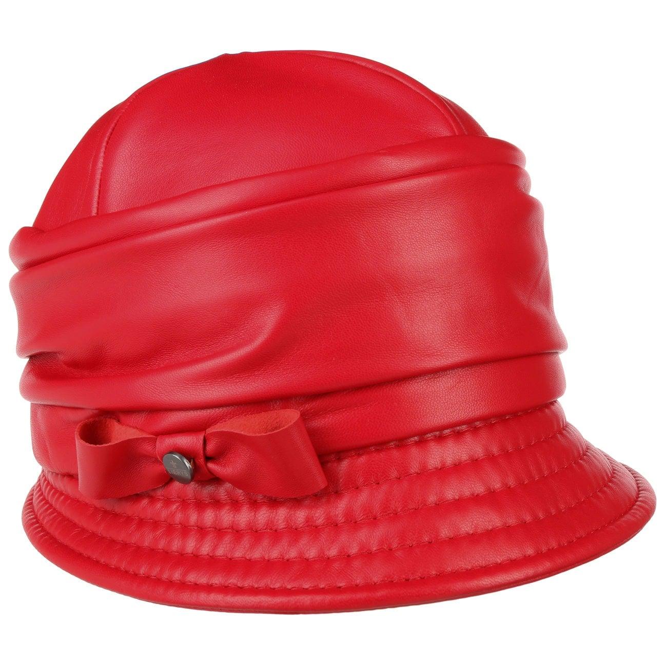 Sombrero Cloch? de Piel Milana by Lierys  sombrero de piel