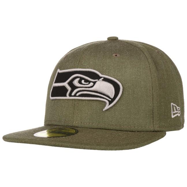 0a6e2c6a7c3c Gorra 59Fifty NFL Heather Seahawks by New Era