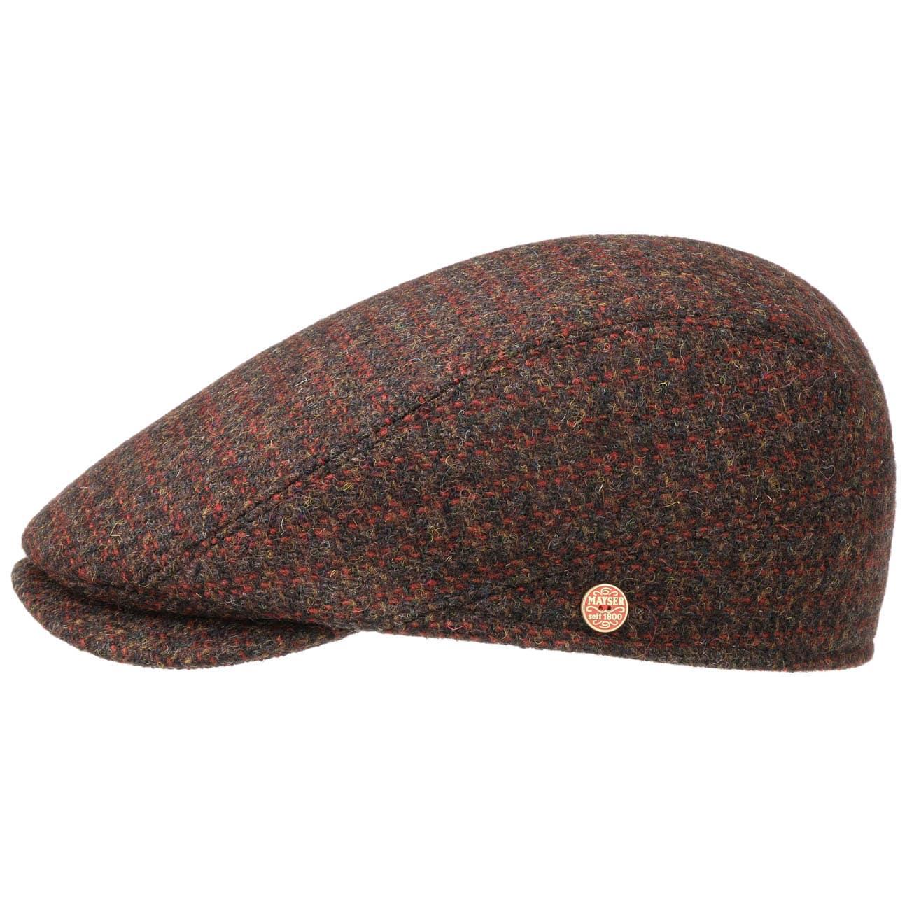 Gorra Harris Tweed Delian by Mayser  gorra de lana