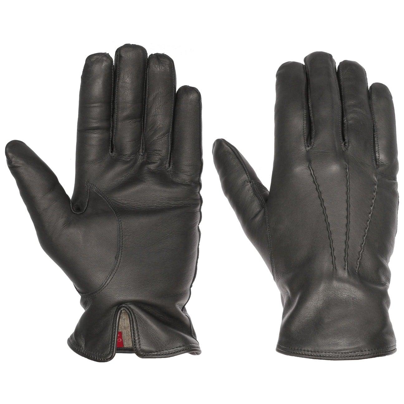 Guantes de Hombre Piel de Napa by Caridei  guantes de piel