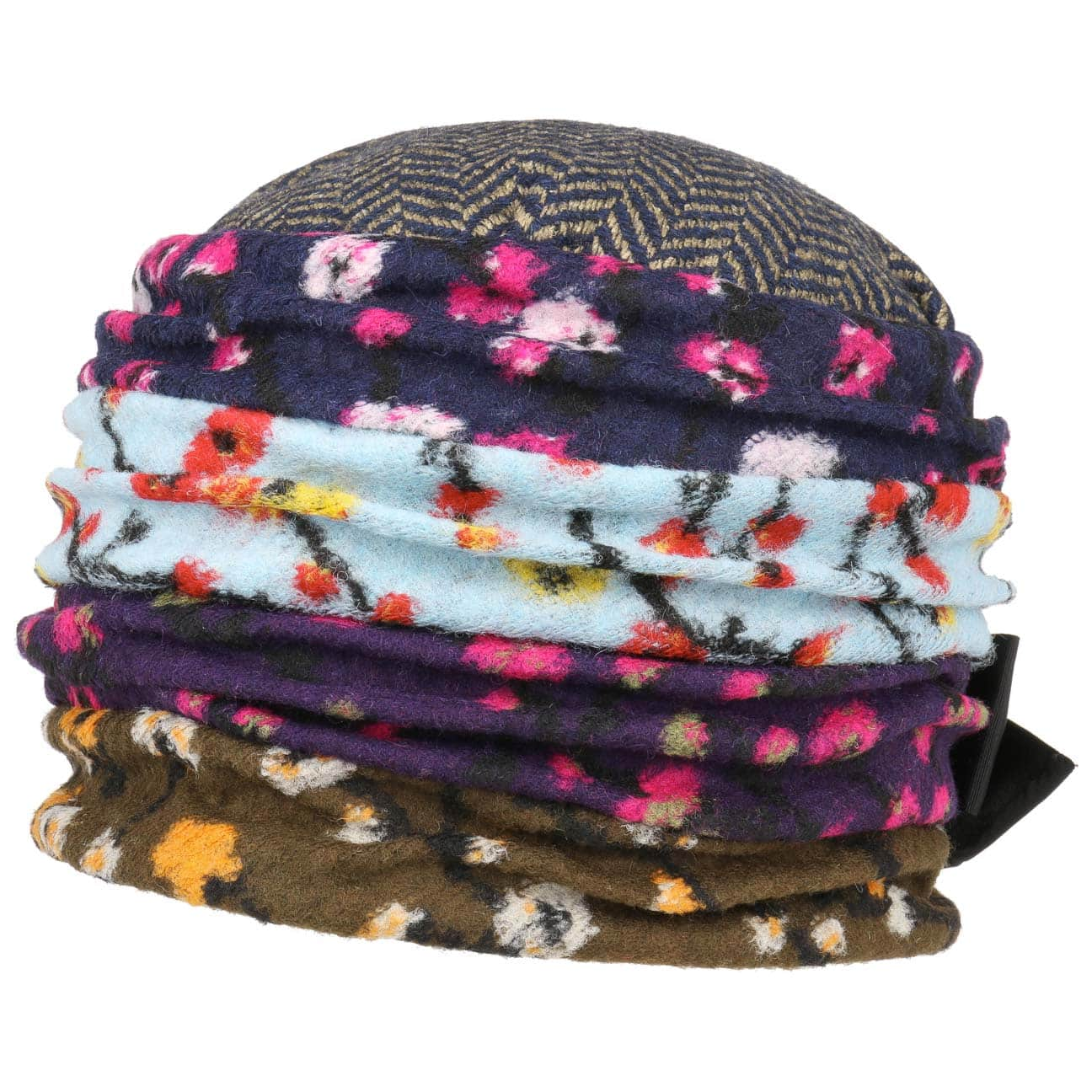 Toque Limaja Patchwork con Forro by GREVI